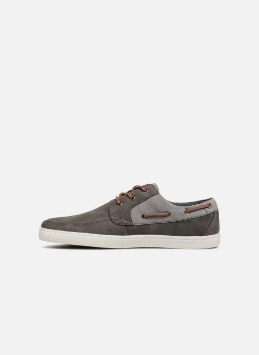 Sneaker I Love Shoes KESEA grau ansicht von vorne