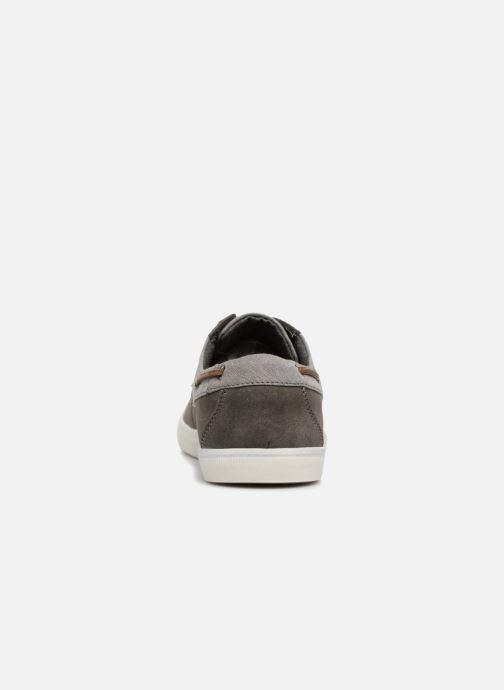 Snøresko I Love Shoes KESEA Grå Se fra højre