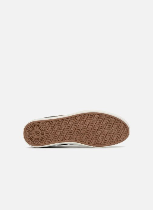 Sneaker I Love Shoes KESEA grau ansicht von oben