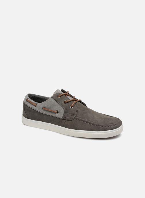 Snøresko I Love Shoes KESEA Grå detaljeret billede af skoene