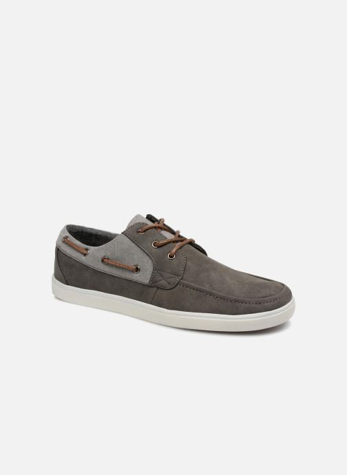 Trainers I Love Shoes KESEA Grey detailed view/ Pair view