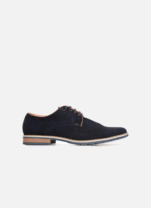 Chaussures à lacets I Love Shoes KERENS Leather Bleu vue derrière