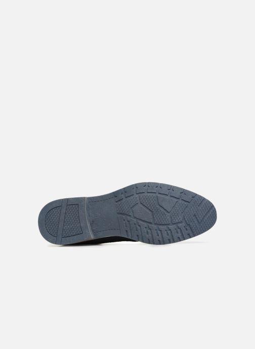 Chaussures à lacets I Love Shoes KERENS Leather Bleu vue haut