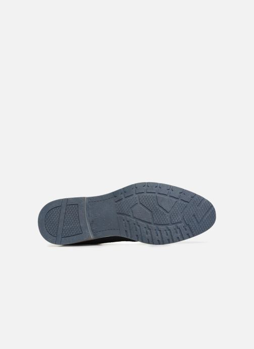 Scarpe con lacci I Love Shoes KERENS Leather Azzurro immagine dall'alto