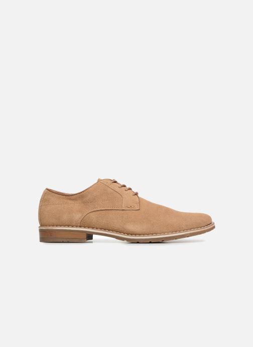 Zapatos con cordones I Love Shoes KERENS Leather Marrón vistra trasera