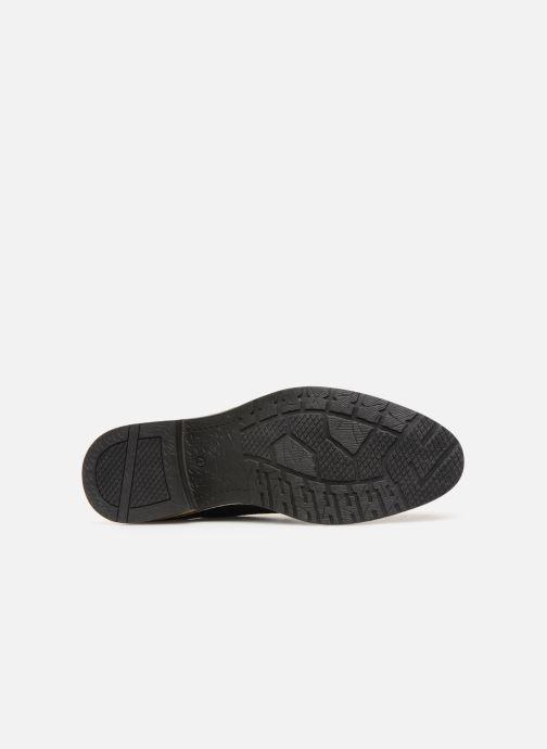 Chaussures à lacets I Love Shoes KERENS Leather Noir vue haut