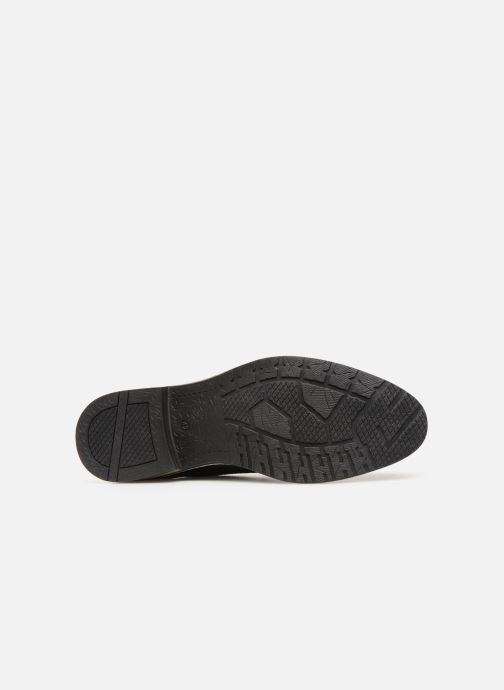 Scarpe con lacci I Love Shoes KERENS Leather Nero immagine dall'alto