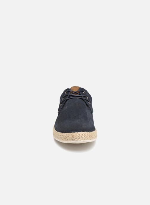 Trainers I Love Shoes KEDRILLO Leather Blue model view