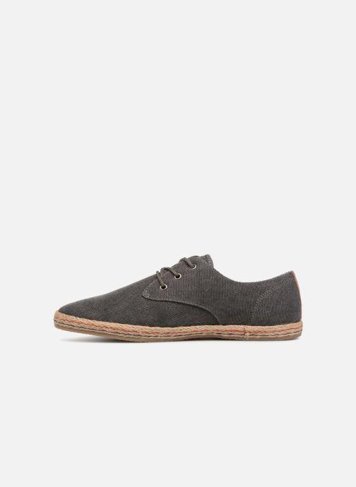 Espadrilles I Love Shoes KELOMI Gris vue face