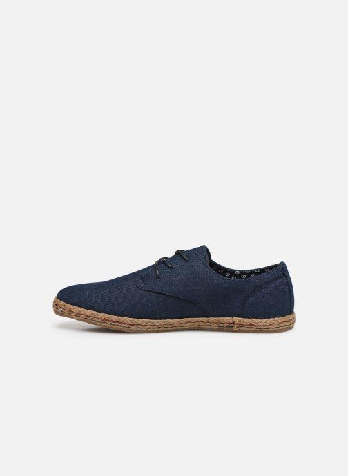 Sneaker I Love Shoes KELOMI blau ansicht von vorne