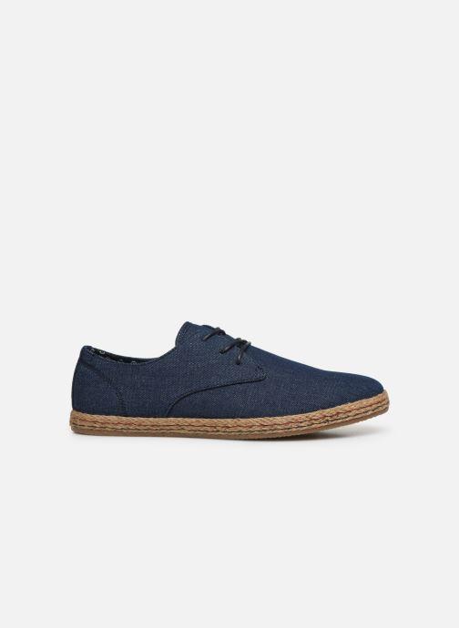 Sneaker I Love Shoes KELOMI blau ansicht von hinten