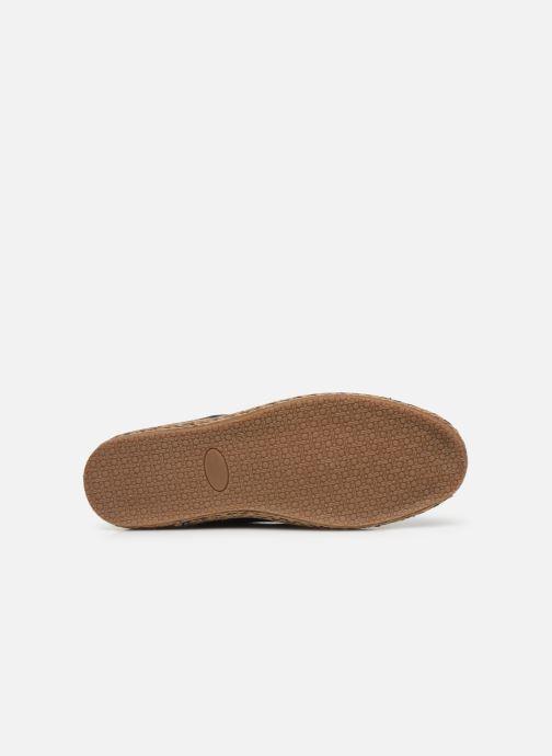 Sneaker I Love Shoes KELOMI blau ansicht von oben