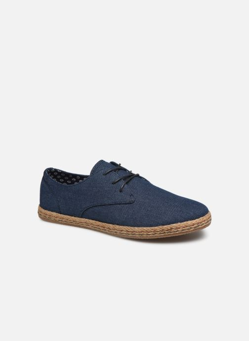 Trainers I Love Shoes KELOMI Blue detailed view/ Pair view