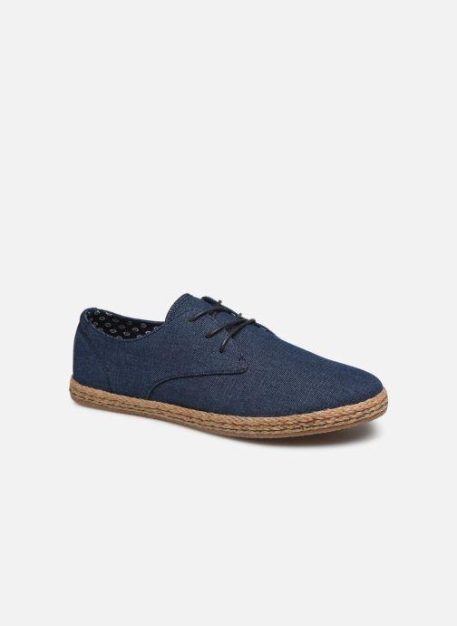 Alpargatas I Love Shoes KELOMI Azul vista de detalle / par