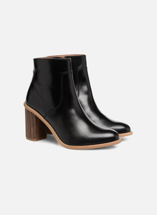 Boots Bottines Sarenza 1 By Et Chez Carioca noir Crew Made wqpPICUC