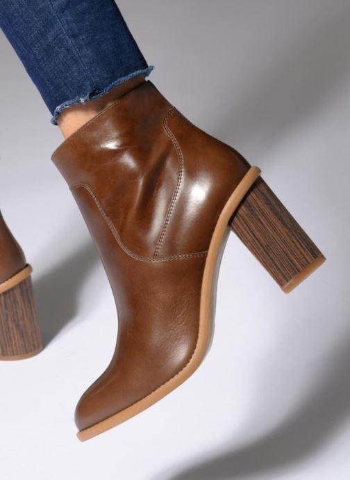 Boots en enkellaarsjes Made by SARENZA Carioca Crew Boots #1 Bruin onder