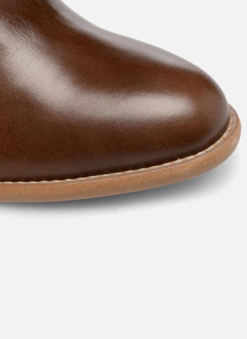 Boots en enkellaarsjes Made by SARENZA Carioca Crew Boots #1 Bruin links