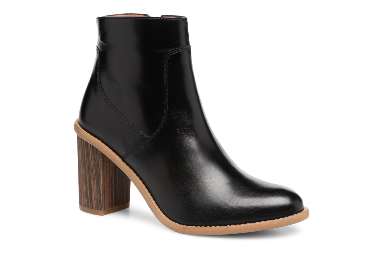 Bottines et boots Made by SARENZA Carioca Crew Boots #1 Noir vue droite