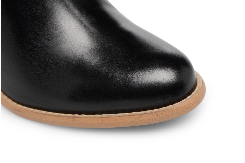 Bottines et boots Made by SARENZA Carioca Crew Boots #1 Noir vue gauche