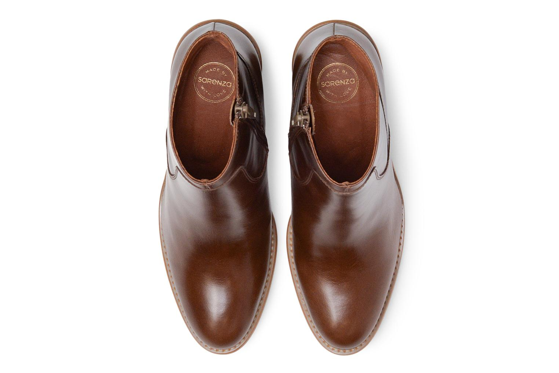 Bottines et boots Made by SARENZA Carioca Crew Boots #1 Marron vue portées chaussures