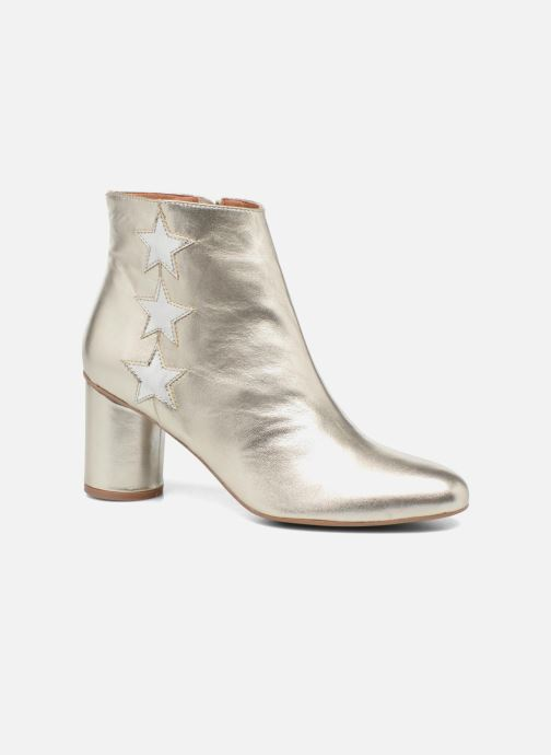 Bottines et boots Made by SARENZA 90's Girls Gang Boots #5 Argent vue droite