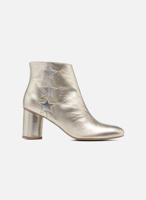 Botines  Made by SARENZA 90's Girls Gang Boots #5 Plateado vista de detalle / par