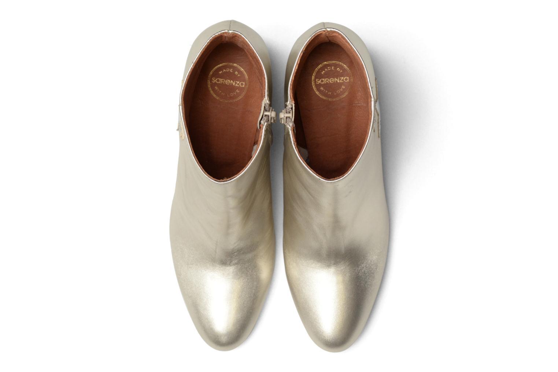 Bottines et boots Made by SARENZA 90's Girls Gang Boots #5 Argent vue portées chaussures