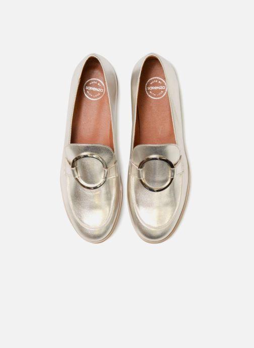 Mocassins Made by SARENZA 90's Girls Gang Mocassins #1 Argent vue portées chaussures