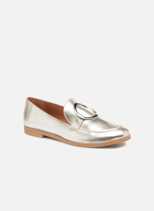 Loafers Made by SARENZA 90's Girls Gang Mocassins #1 Sølv Se fra højre