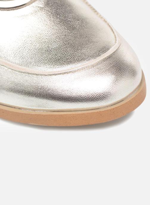 Loafers Made by SARENZA 90's Girls Gang Mocassins #1 Sølv se fra venstre