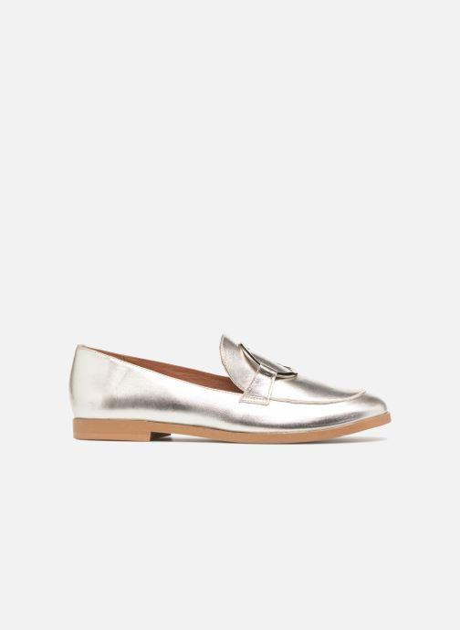 Loafers Made by SARENZA 90's Girls Gang Mocassins #1 Sølv detaljeret billede af skoene
