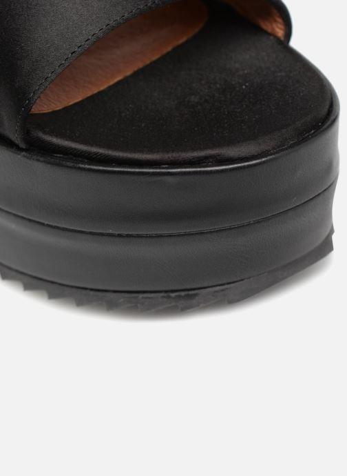 Sandali e scarpe aperte Made by SARENZA 90's Girls Gang Sandales Plates #2 Nero immagine sinistra