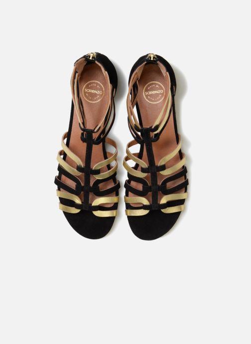 Sandales et nu-pieds Made by SARENZA Carioca Crew Sandales Plates #3 Multicolore vue portées chaussures