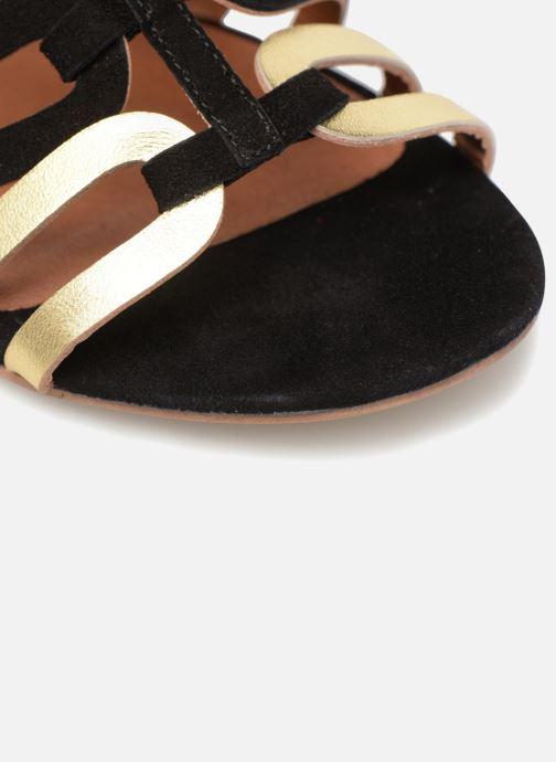 Sandales et nu-pieds Made by SARENZA Carioca Crew Sandales Plates #3 Multicolore vue gauche