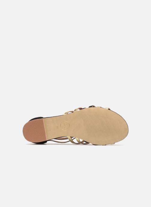 Sandales et nu-pieds Made by SARENZA Carioca Crew Sandales Plates #3 Multicolore vue haut