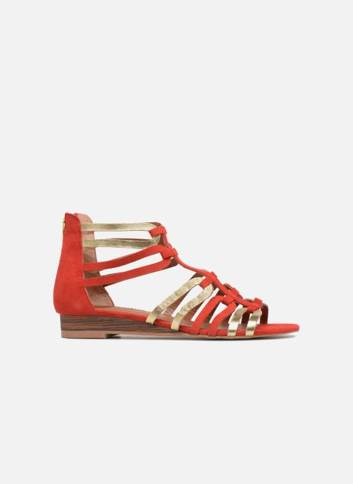 Sandalias Made by SARENZA Carioca Crew Sandales Plates #3 Rojo vista de detalle / par