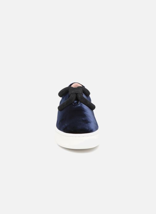 Sneakers An Hour And A Shower Knot Blå se skoene på