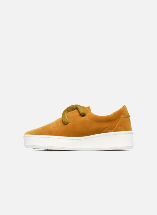 Sneakers An Hour And A Shower Knot Giallo immagine frontale