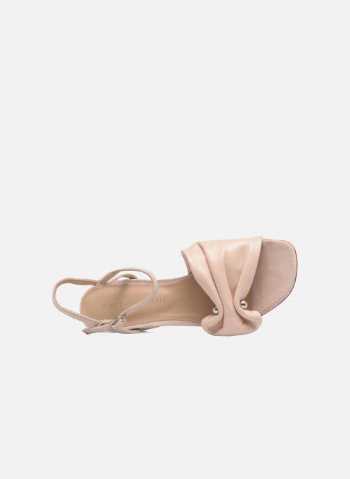 Sandalen An Hour And A Shower Bliss rosa ansicht von links