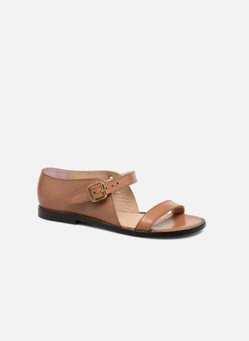 Sandaler An Hour And A Shower Miso Brun detaljeret billede af skoene
