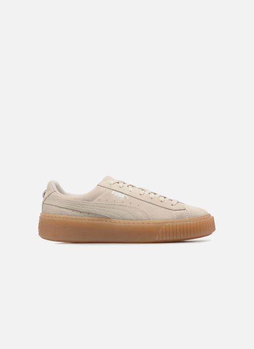 Puma Suede Platform Jewel (beige) Sneaker bei
