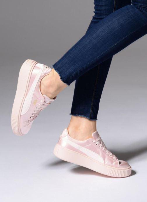 separation shoes e96c6 60423 Basket Platform Tween