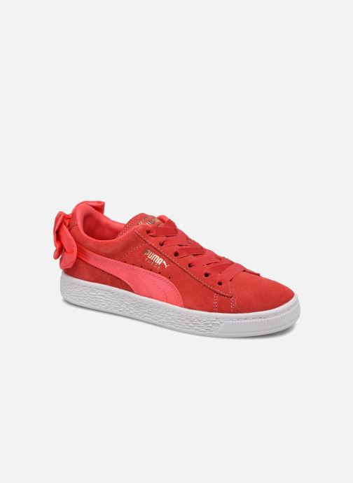 Sneakers Bambino Suede Bow