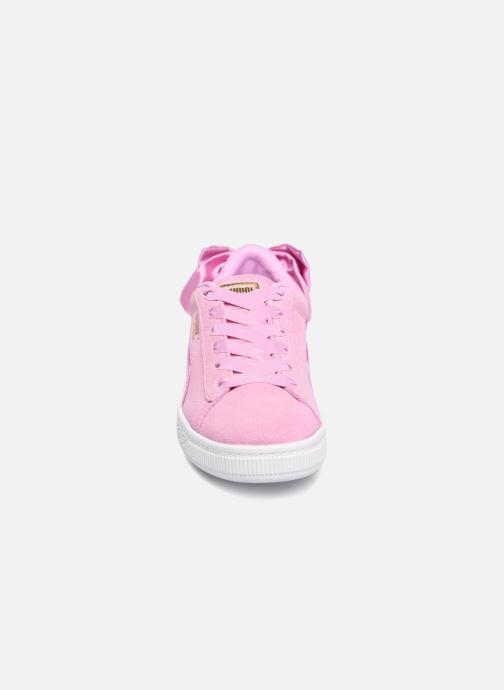Puma Suede Bow (rosa) - Sneaker bei Sarenza.de (338714)