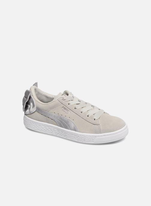 Sneakers Puma Suede Bow Grigio vedi dettaglio/paio