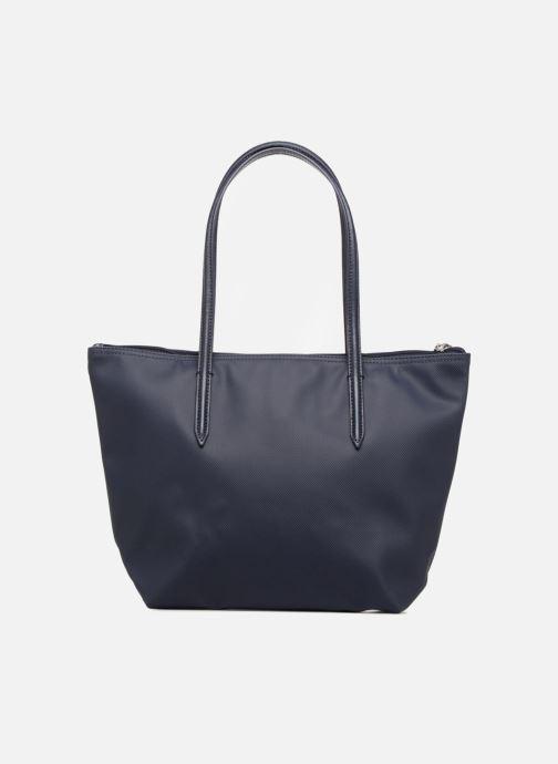 Bolsos de mano Lacoste S SHOPPING BAG Azul vista de frente