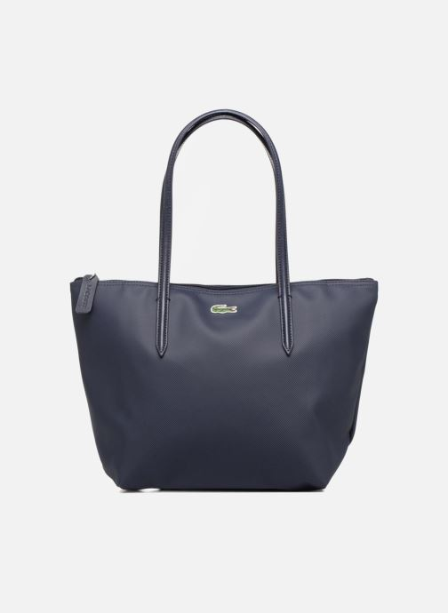 Sacs à main Lacoste S SHOPPING BAG Bleu vue détail/paire