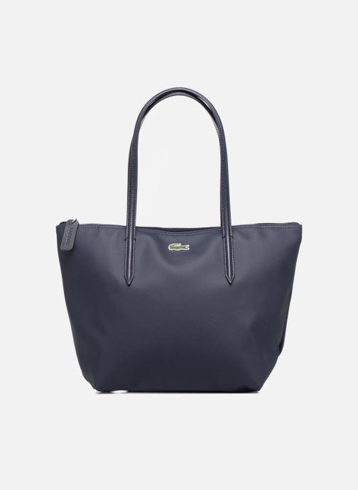 Bolsos de mano Lacoste S SHOPPING BAG Azul vista de detalle / par