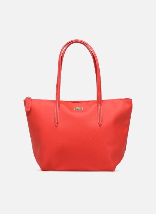 Sacs à main Lacoste S SHOPPING BAG Rouge vue détail/paire