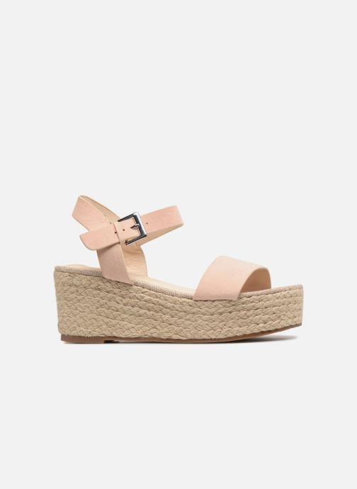Alpargatas I Love Shoes Blira Beige vistra trasera